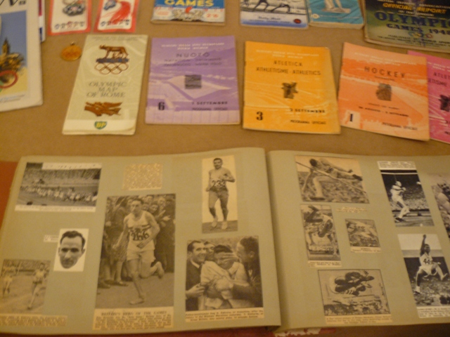04 1948 Olympics memorabilia