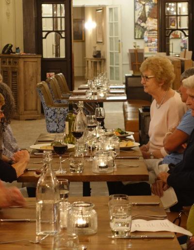 03 Friday evening dinner